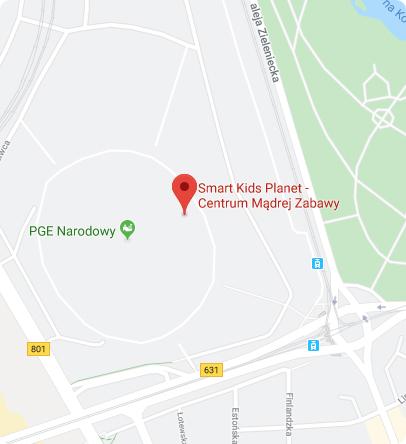 Otwórz wGoogle Maps